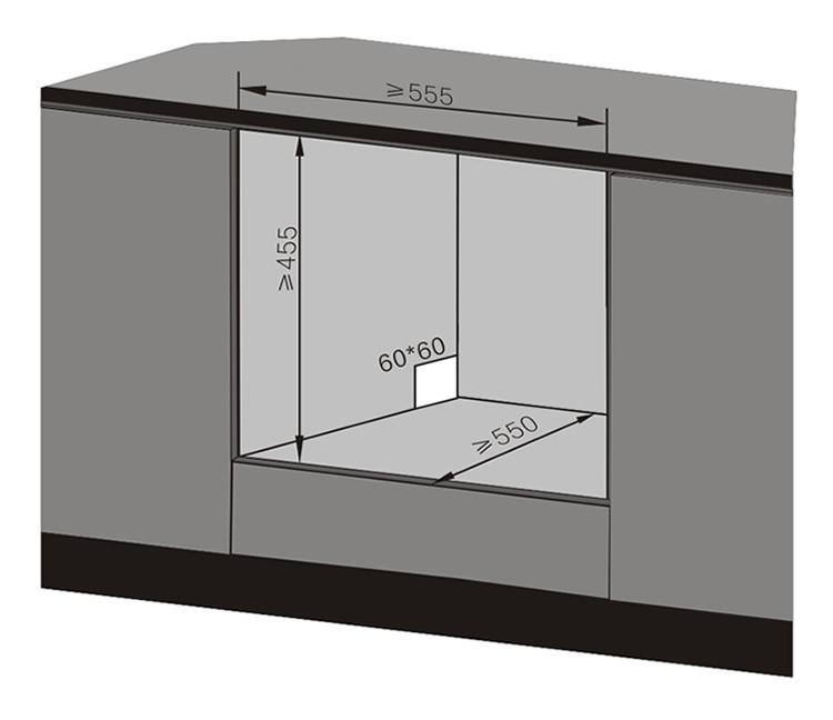 Máy Rửa Bát Texgio TG-BI205